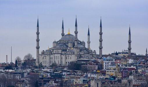 【境界を楽しむ】トルコ、ルーマニア、ハンガリー、オーストリア、東欧横断 その1