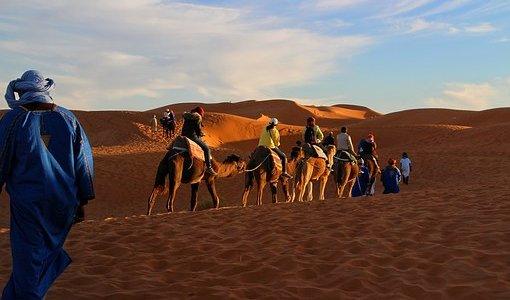【砂漠とフットボール】モロッコ、スペイン、ポルトガル、イベリア半島横断 その1