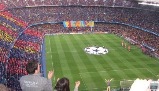 【サッカーファンにおススメ】4月に行く欧州サッカー観戦@スペイン、イギリス その1
