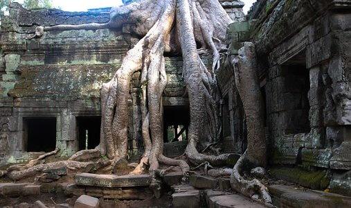 【アジアの混沌】タイ、カンボジア、ベトナム、インドシナ半島横断 その1