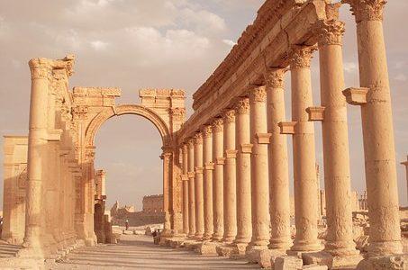 【遺跡三昧】エジプト、ヨルダン、イスラエル、シリア、中東縦断 その2